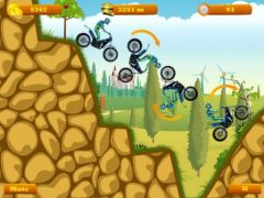 free iPhone app Moto Hero