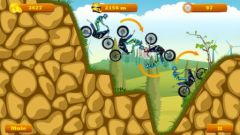 free iPhone app Moto Hero