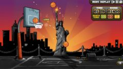 free iPhone app US Basketball - MULTIPLAYER