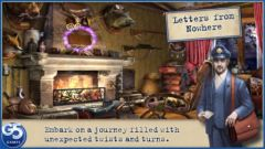 free iPhone app Letters from Nowhere