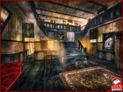 free iPhone app Haunted Manor