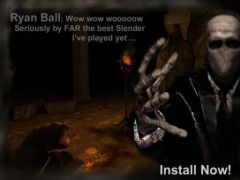 free iPhone app Slender Man Origins