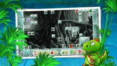 free iPhone app Dino Rocks