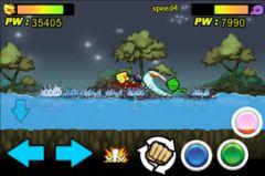 free iPhone app AngerOfStick3