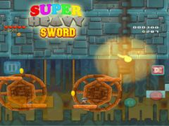 free iPhone app Super Heavy Sword