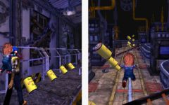 free iPhone app Chucky: Slash & Dash