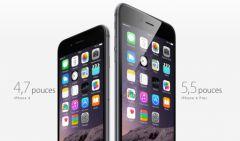L excellent démarrage de l iPhone 6 et 6 Plus en quelques graphs 85efcaba04c3