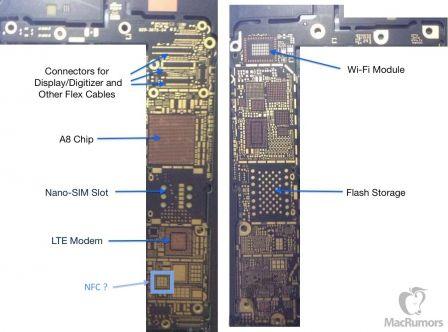 carte gps iphone 4