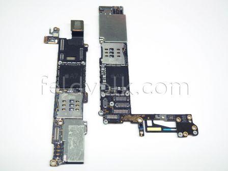 iphone 6 nfc et processeur a8 confirm s par des photos de sa carte m re iphone x 8 ipad et. Black Bedroom Furniture Sets. Home Design Ideas