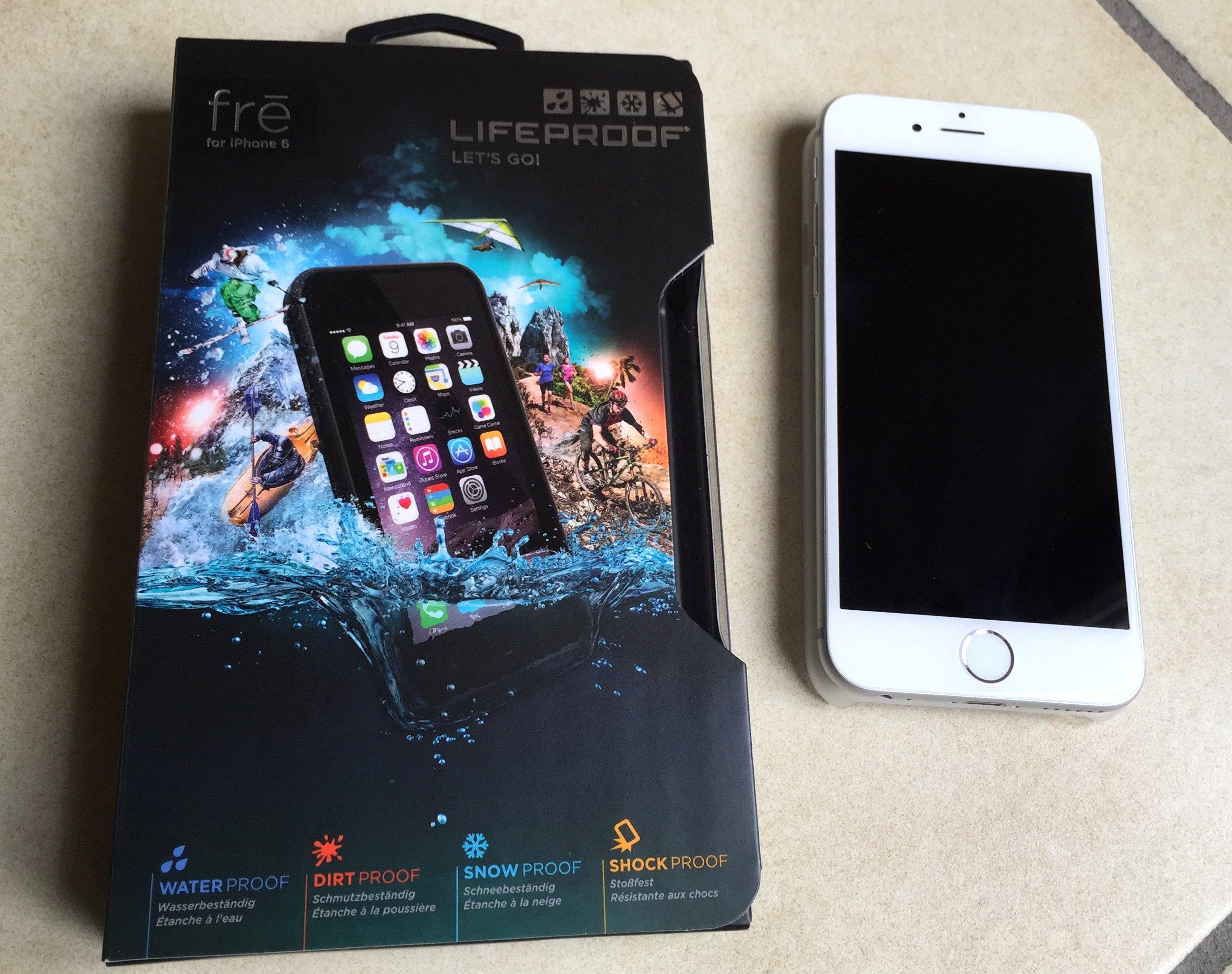 iphone 6 coque lifeproof