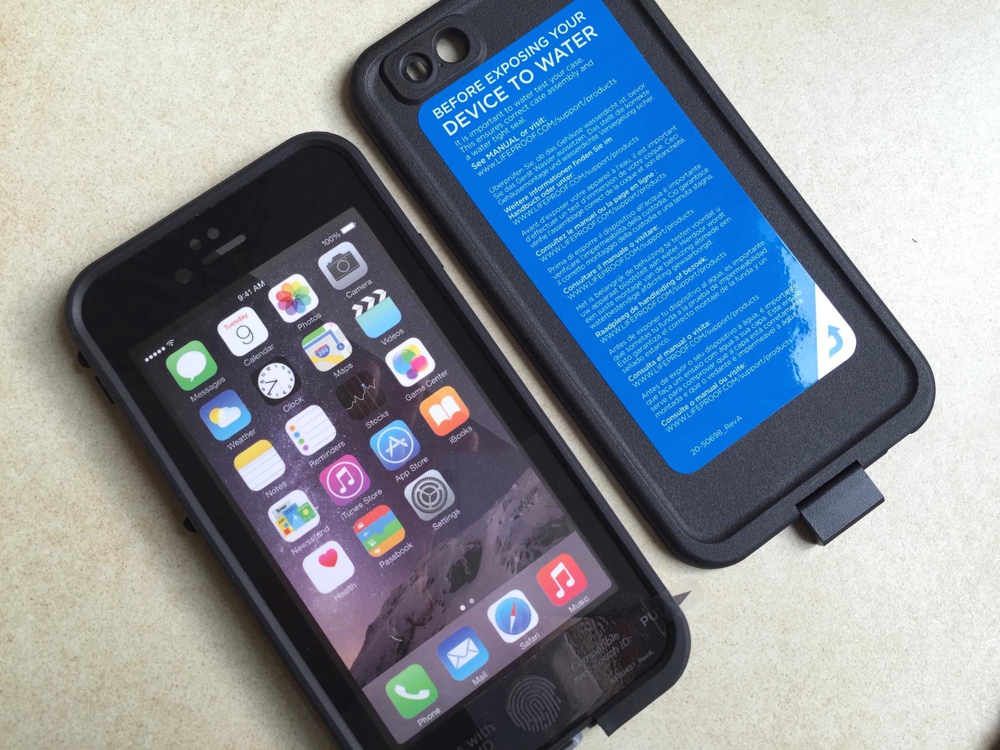 coque zve iphone 6