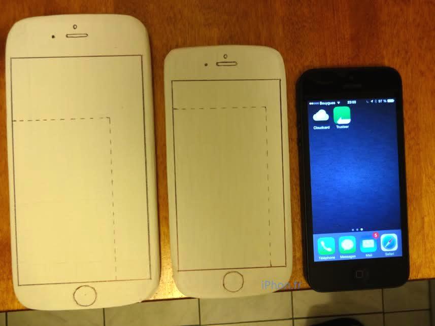 Comparer Iphone  Et Iphone