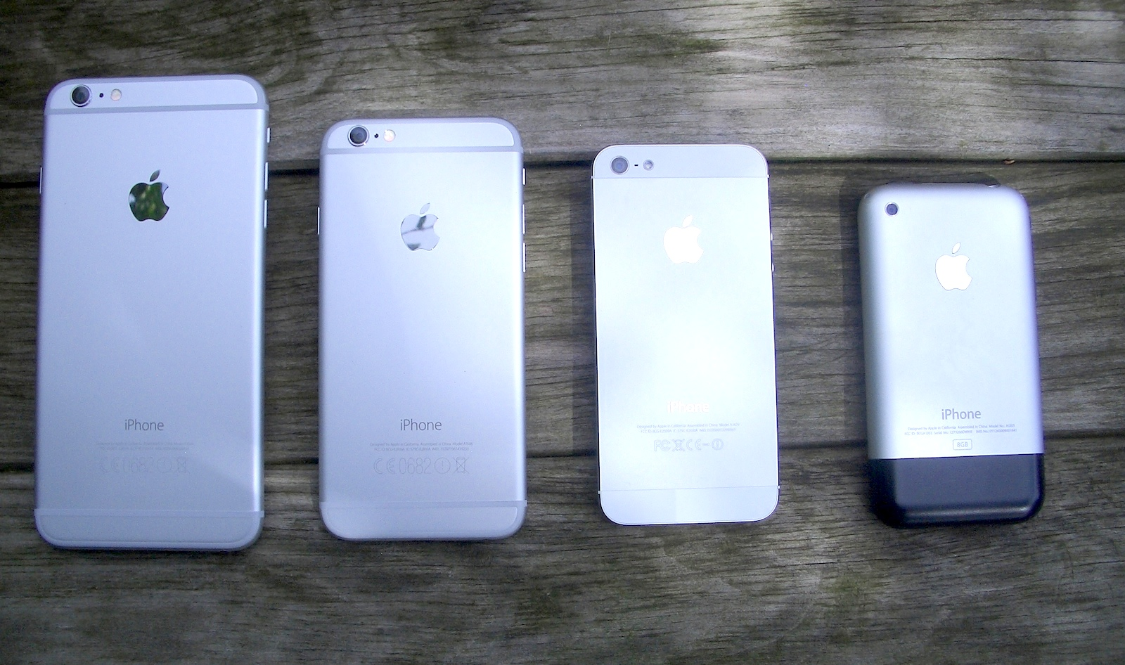 Comparaison Iphone  Et Iphone  Plus