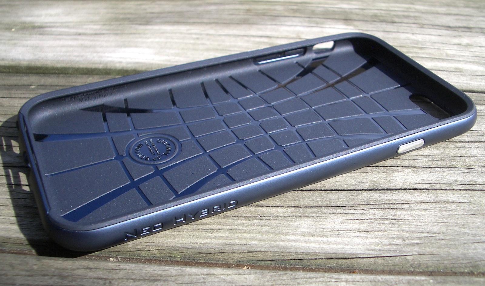 Test des coques iPhone 6 Spigen Capsule, Thin Fit, Neo hybrid et ...