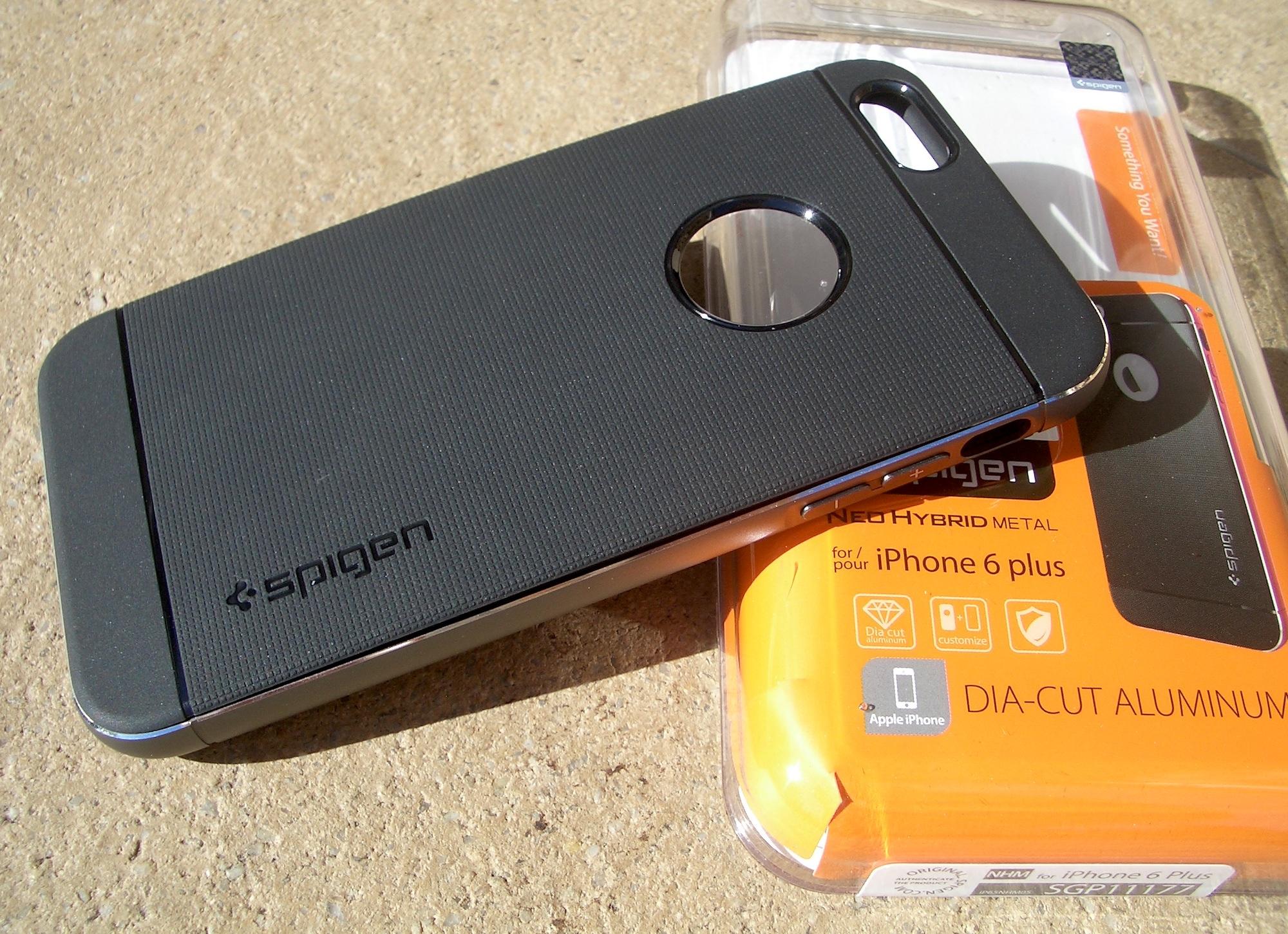 coque iphone 8 spigen neo hybrid