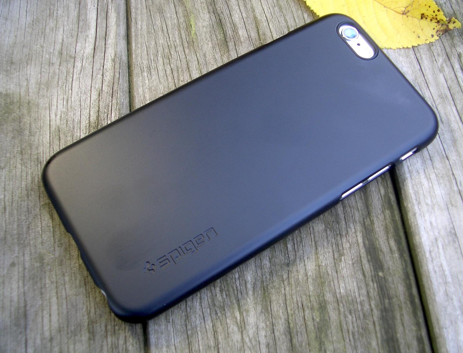 coque silicone spigen iphone 6