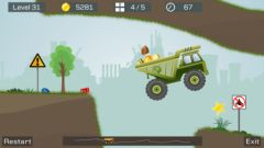 free iPhone app Big Truck