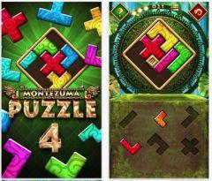 free iPhone app Montezuma Puzzle 4