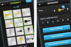 free iPhone app COMBIN3