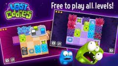 free iPhone app Lost Oddies