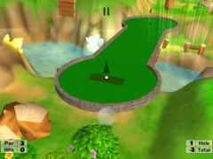 free iPhone app Mini Golf Islands