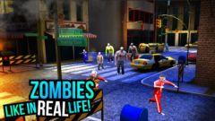 free iPhone app Sniper vs Zombies