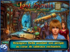 free iPhone app Lost Souls: Enchanted Paintings HD