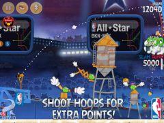 free iPhone app Angry Birds Seasons HD