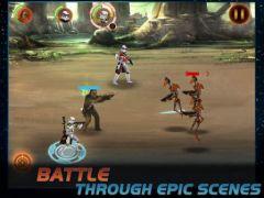 free iPhone app Star Wars Journeys