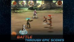 free iPhone app Star Wars Journeys