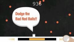 free iPhone app Impossible Dodge