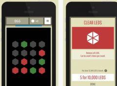 free iPhone app LEDS