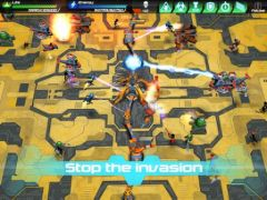 free iPhone app Tesla Wars - II