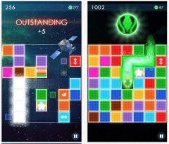 free iPhone app Space Breaker