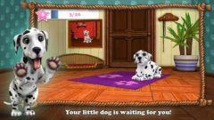 free iPhone app My Dalmatian - the cute puppy dog