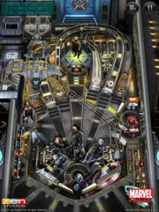 free iPhone app Marvel Pinball