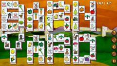 free iPhone app Barnyard Mahjong