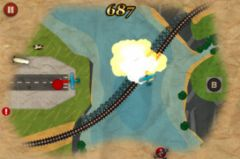 free iPhone app Red Baron