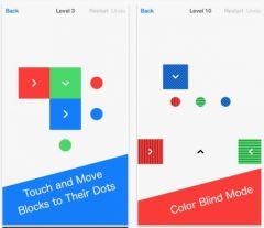 free iPhone app Squares