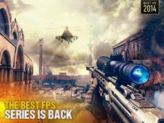 free iPhone app Modern Combat 5: Blackout