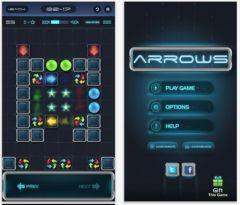free iPhone app Arrows XD