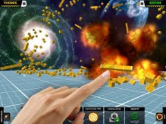 free iPhone app Demolition Physics