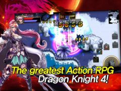 free iPhone app DragonKnight4