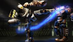 free iPhone app Real Steel World Robot Boxing