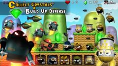 free iPhone app Tiny Defense