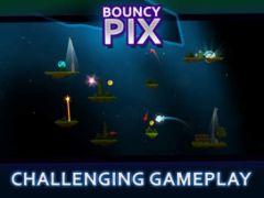 free iPhone app BouncyPix