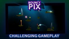 free iPhone app BouncyPix