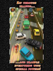 free iPhone app Deadly Moto Racing