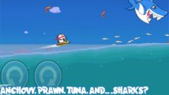free iPhone app Cool Surfers :Finding Marine Subway 2