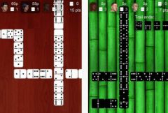 free iPhone app Go Domino